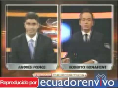Fallece Chucho Benítez Jugador Ecuatoriano Muere Christian Benítez) Nota Completa 29072013