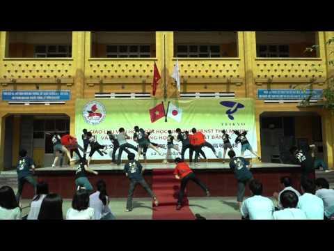Nhảy dân vũ Nhật