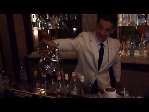 MOROCCO - Marrakech Tea Ceremony at Vodka Bar | Morocco Travel - Vacation, Tourism, Holidays  [HD]