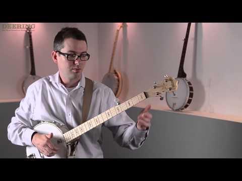 Beginning 5-String Banjo - Pt. 4 - the C chord