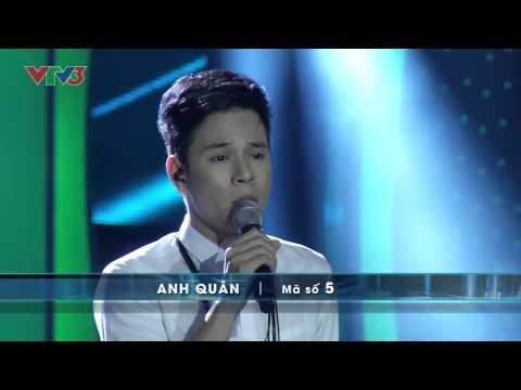 Vietnam Idol 2013 - Nơi tình yêu kết thúc - Anh Quân