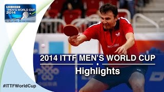 Review all the highlights from the CRISAN (ROU) vs JHA (USA) - (Qual Groups) first stage table tennis match at the 2014 Men&#39;s...</div><div class=