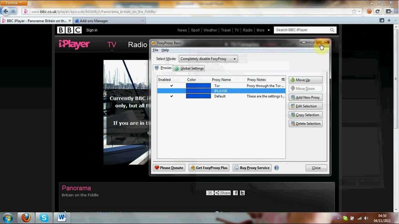 how to get bbc iplayer abroad free