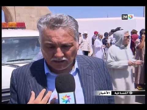 تشييع جثمان وزير الاتصال الأسبق الراحل محمد العربي المساري
