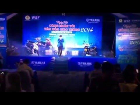 Anh Đâu Định Khóc - Nguyên Khôi hát Live tại Even Yamaha Long An