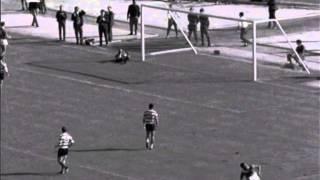 Sporting - 0 x Benfica - 0 de 1968/1969
