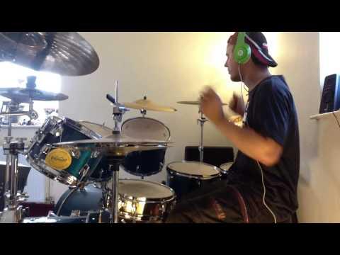 George Blything-taking back Sunday-sleep drum cover