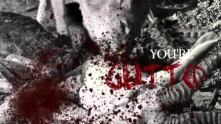 DEVILDRIVER - Gutted (Lyric Video)