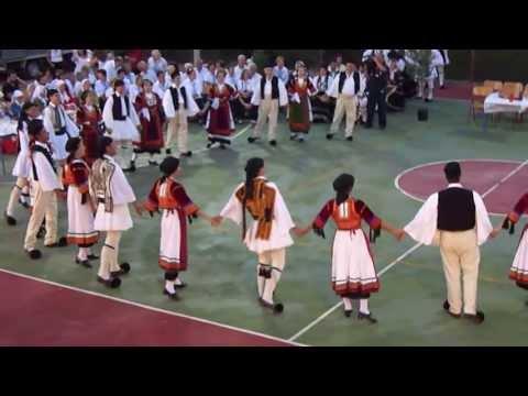 Σβαρνιάρα (Καραγκούνα)-2ο Φεστιβάλ Παραδοσιακών Χορών στη Πέτα Κουβαρά 17/6/2013