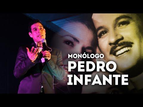 Monólogo Pedro Infante - Los Tres Tristes Tigres