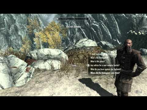Let's Play Skyrim: Dawnguard - Эпизод 2