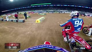 GoPro: Cole Seely Main Event 2018 Monster Energy Supercross from Houston