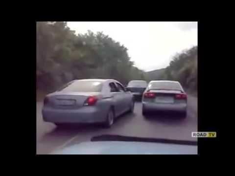 Малолетки на дороге в Владивостоке
