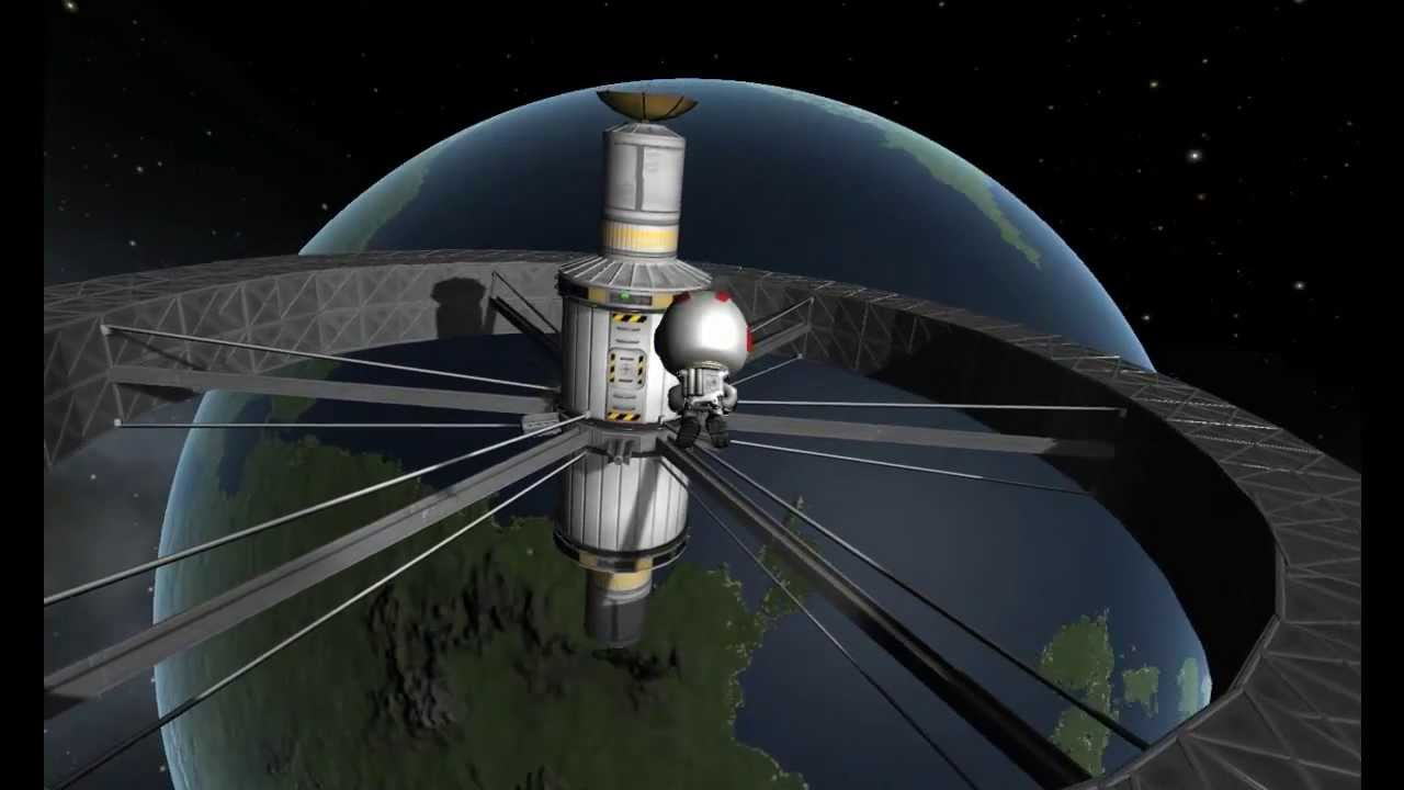 kerbal space station build - photo #31