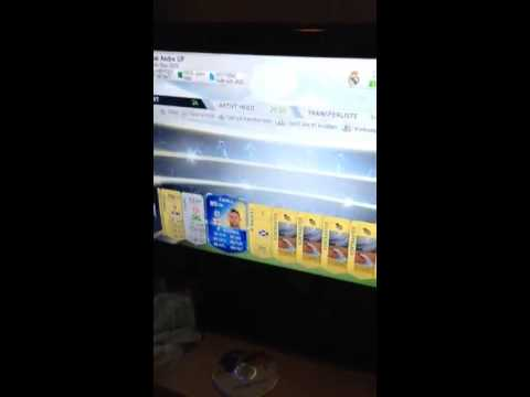FUCKING TOTS CAHILL IN A PACK FIFA 14!!