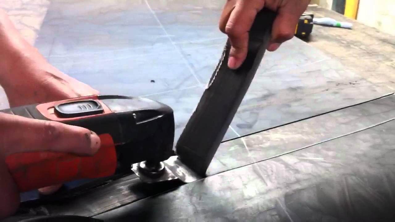 Conveyor Belt Splicing Youtube