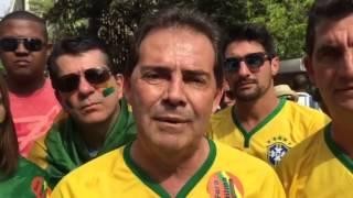 Paulinho da Força comparece ao ato Fora Dilma – 16/08