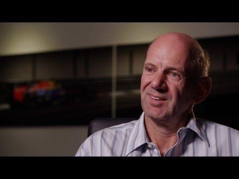 Daniel Ricciardo 2014 - An Interview With Adrian Newey