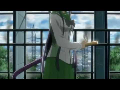 Highschool Of the Dead Trailer English ,