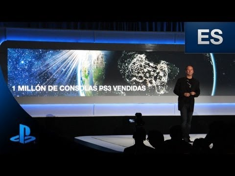 Conferencia de PlayStation Latinoamérica en E3 (Español)