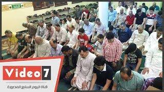 التزام جزئى بقرار منع مكبرات الصوت فى التراويح بكفر الشيخ |