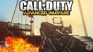 "COD Advanced Warfare: ""COLLAPSE"" Never Before Seen Mission"
