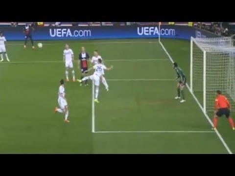 Lavezzi Fantastic Goal v Chelsea ~ (Champions League ) 02/04/2014 HD