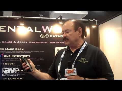 InfoComm 2014: Database Works Shows its RentalWorks Rental, Sales, and Asset Management Software