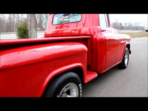 1955 Chevy PickUp Second Series