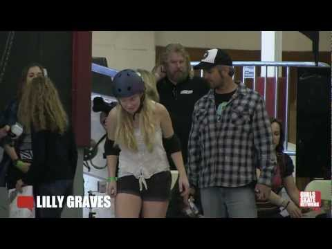 Lilly Graves - Vans Girls Combi Pool Classic 2013