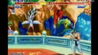 Tougeki 2008 Super Street Fighter IIX 2 on 2 Tournament