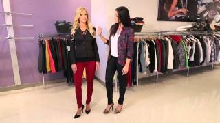 Red Pants Outfit Ideas : Women's Fashion & Outfit Ideas