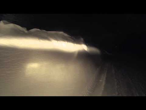 2014 PA. - Northeast - Snowstorm & Night snow drifting