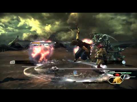 Final Fantasy XIII-2 'Clash of Time' Gameplay Trailer