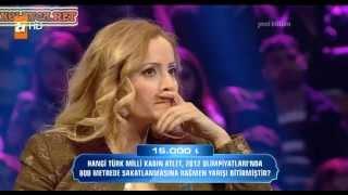 Güven Bana 40. bölüm Tolga ve Şükran 05.05.2013 ödül kazanamadılar