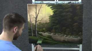 Paint With Kevin Hill Slow River Wet On Wet HD