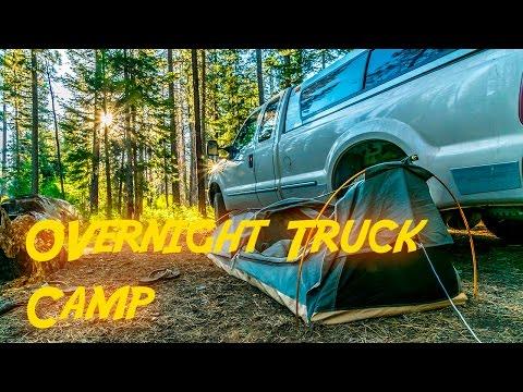 Overnight Truck Camp