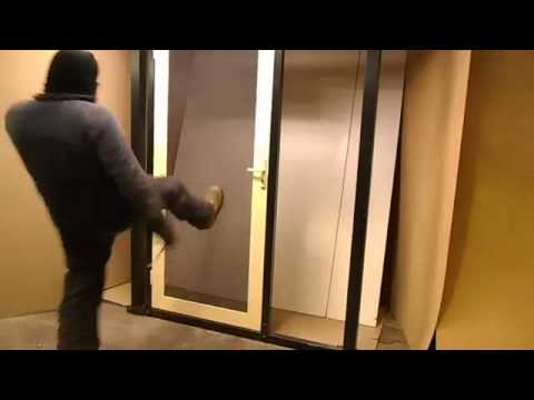 Australia's Number One Security Door- Physical Test