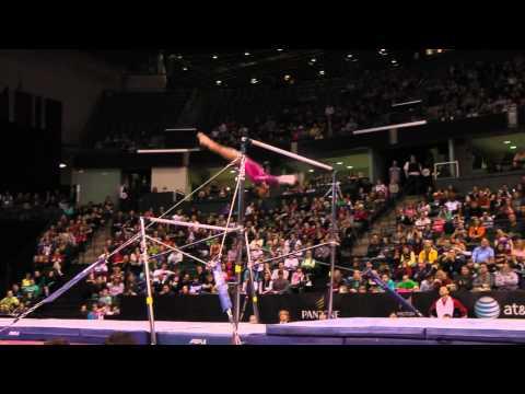 Gabrielle Douglas - Uneven Bars Finals - 2012 Kellogg's Pacific Rim Championships