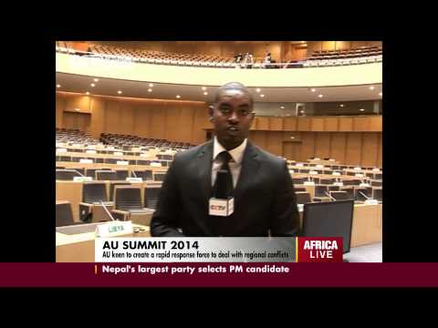 2014 AU summit gets underway in Ethiopia