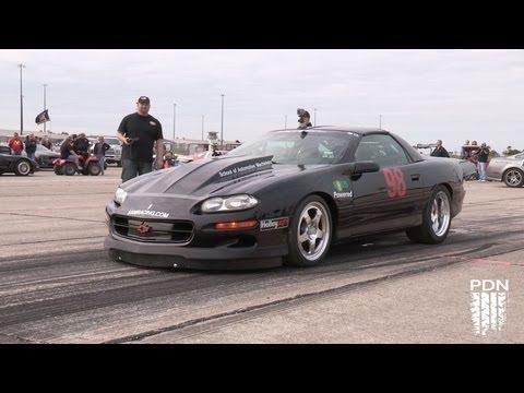 SAM Racing - Texas Mile - October 2012