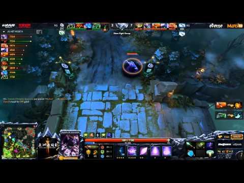 EG vs Vici Gaming - Game 1 (Dota 2 Asia Championships) - SUNSfan & syndereN