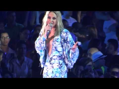 Claudia Leitte - Bizarre Love Triangle(New Order) / Gravação do DVD 03/08/2013