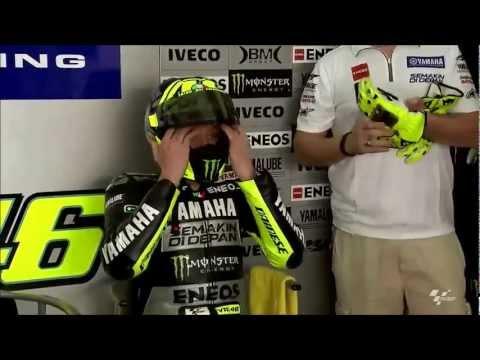Valentino Rossi Test Malesia 2013