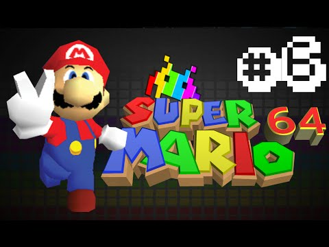 Super Mario 64 - Slipping And/Or Sliding - Let's Play N64! Part 6