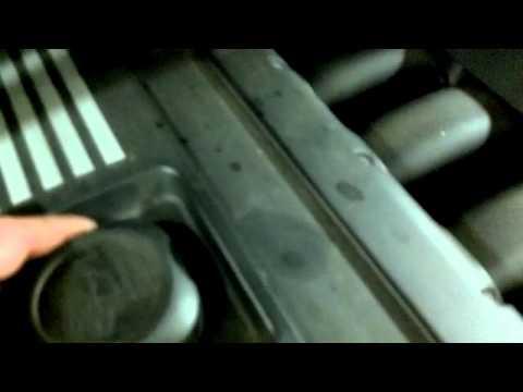 Oil Separator Crankcase Vent Valve Bmw Symptoms Problems Whistling Noise Diagnosis Youtube