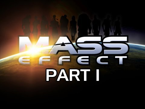 Mass Effect Gameplay Walkthrough - Part 1 Opening Prologue and Eden Prime Let's Play