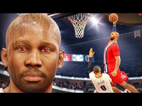 DUNK ENDS LILLARD'S CAREER! NBA Live 16 Rising Star Gameplay Ep. 3