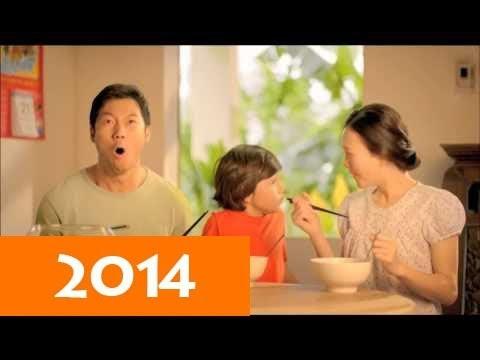 Quảng cáo mì Kokomi thấm vị mới nhất 2014 cho bé [HD]