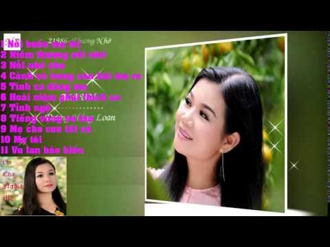 Album Ơn Cha Nghĩa Mẹ - Dương Hồng Loan